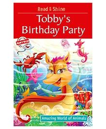 Pegasus Tobbys Birthday Party - English