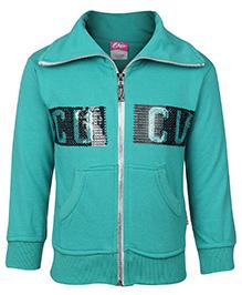 Cucu Fun Sweatshirt Full Sleeves - Dark Green
