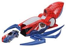 Majorette Spiderman Slam N Blast