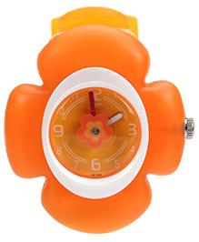 Titan Zoop Analog Watch Orange - Floral Theme