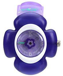 Titan Zoop Analog Watch Blue - Floral Theme
