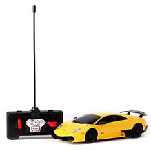 Maisto Murcielago LP 670-4 SV Radio Control Car - Yellow