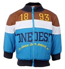 Peridot Jacket Full Sleeves - Multi Colour