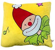 Soft Buddies Cushion Multi Color - Jokar Print