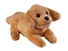 Soft Buddies Puppy Soft Toy - Beige