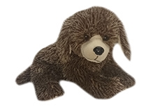Soft Buddies Soft Toy Brown - Dog