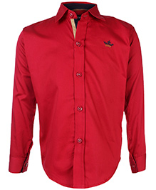 Blazo Shirt Full Sleeves Collar Neck - Solid Theme
