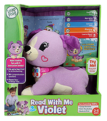 Leap Frog Read With Me Scout - Green Violet - 2 To 5 Years