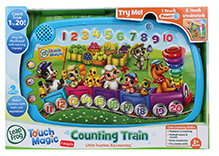 Leap Frog Touch Magic Farm Train - 2 Years +