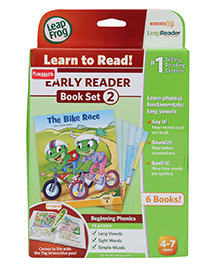 Leap Frog Learn To Read Volume 2 - English
