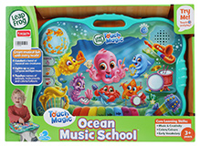 Leap Frog Ocean Music School - Touch Magic - 3 Years