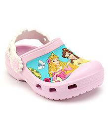 Crocs Clog Princess Graphic Pink - Back Strap