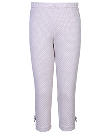 Gini & Jony Full Length Legging - Polka Dots