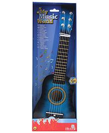 Simba Wooden Guitar - Blue