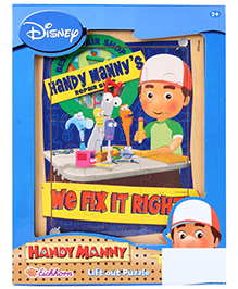 Eichhorn Handy Manny We Fix It Right Puzzle - 16 Parts