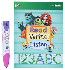 Leap Frog LeapReader Reading And Writing System Godzilla