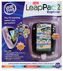 Leap Frog LeapPad 2 - 3 To 9 Years