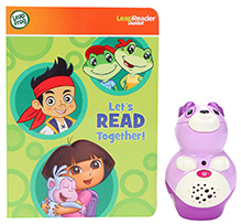 Leap Frog Leap Reader Junior First Steps To Reading - English