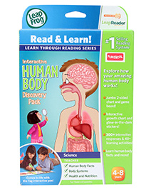 Leap Frog Interactive Human Body Discovery Pack