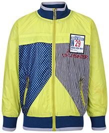 Noddy Jacket Full Sleeves - N 29 Patch