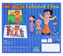 Chhota Bheem DIY Coloured Glass
