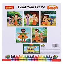 Chhota Bheem Paint Your Own Frame