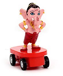 Buddyz Shree Ganesha Figurine Fun Wheels