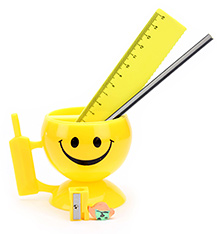 Buddyz Smile Cup Stationery Kit