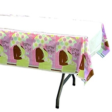 Wanna Party Plastic Table Cover Printed - Great Expectations