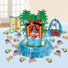 Table Decoration Kit Pirate