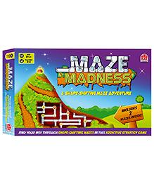 MadRat Maze Madness Board Game