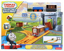 Thomas & Friends Tobys Treasure Hunt Set