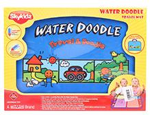 Mitashi Skykidz Water Doodle Travel Mat - Blue