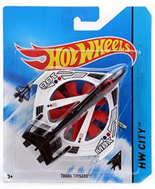 Hotwheels HW City HW Turbo Tornado Model - Multi Colour