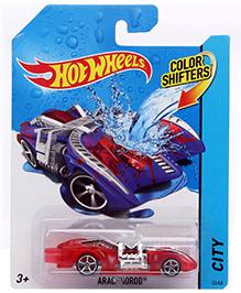 Hotwheels Color Shifter Arachnorod Car