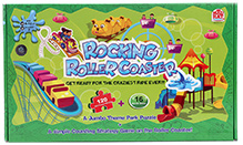 MadRat Rocking Roller Coaster Puzzle