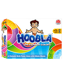 MadRat Hoobla - The Game of Colors