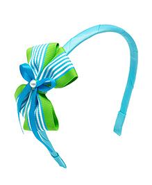 Dainty Hairband - Blue