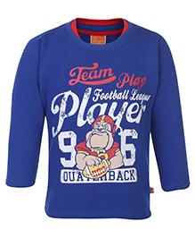 Little Kangaroos Full Sleeve Sweat T-Shirt - Player Print
