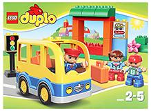 Lego Duplo - School Bus
