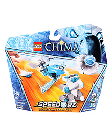 Lego Chima Frozen Spikes - Speedorz