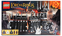 Lego The Lords of The Ring - Battle at the Black Gate