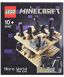 Lego Micro World The End Minecraft