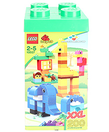 Lego Duplo Giant Tower - 200 Pieces