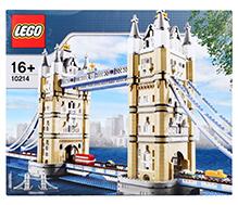 Leog Tower Bridge Playset