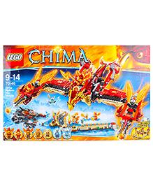 Lego Flying Phoenix Fire Temple
