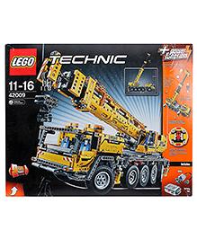 Lego Mobile Crane MK II Technic