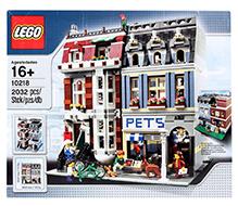 Lego Pet Shop Playset