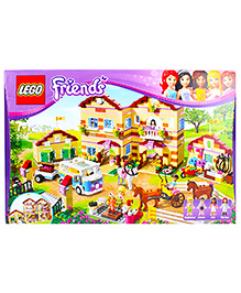 Lego Summer Riding Camp Friends
