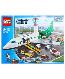 Lego Cargo Terminal City